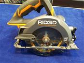 RIDGID TOOLS Circular Saw R8651-Tool Only 6 1/2 Blade (Free Shipping)